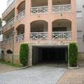 Entrada al parking, Ada Edison Apartamento, www.adapeniscola-apartamentos.com