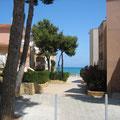 Zona comunitaria, Ada Edison Apartamento, www.adapeniscola-apartamentos.com