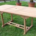 tavolo #estensibile #allungabile #teak #legno #2 metri