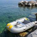 gommone #tender #viamare #270 #mare #fiume #lago