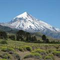 """der angeblich schönste Berg der Welt """"Lanin"""""""