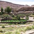 Aymara-Dorf Caspana
