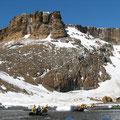 Antarktischer Kontinent - Brown Bluff