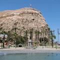 El Morro - von dort hat man einen tollen Blick auf die Stadt.