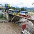 Grenzübergang Peru - Ecuador