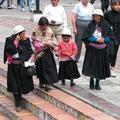 ecuadorianische Familie
