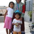 Mami, Jaritza und Juan