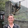 im Zoo von Banos