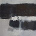 """""""Nocturne"""" #4, 2012 / acrylverf en pigment op linen doek / 45x45cm / verkocht"""