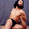 Yoga Dandasana ヨギの杖のポーズ