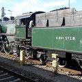 ....die S3/6 oder BR18 478 steht schon am Bahnsteig in Treuchtlingen.....