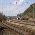 .......nochmal Bahnhofseinfahrt aus Ingolstadt kommend (Bild Rico Schubert)