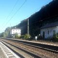 Eichstätt Bahnhof in den Morgenstunden des 29.Sep.2019