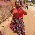 Félicité, chef du service kiné de Mbouo