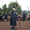 Sociétés secrètes lors de funérailles