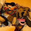 Don chaussures enfants pour l'orphelinat (mission janv 2012)