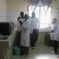 Nouveau laboratoire Mbouo