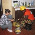 Atelier cuisine avec Tata Nadège
