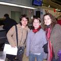 Amandine, Emilie et Claire