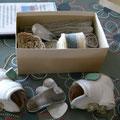 Don matériel pour pieds bots (mission janv 2012)