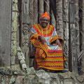 Rencontre avec Sa Majesté le Chef Supérieur Bafut