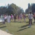 16-09-2012 Tournoi de golf au profit d'Adikiné (Daily Golf de Buc 78)