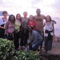 Avec les amis camerounais
