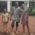 Famille du médecin chef