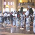 Messe catholique à Bandjoun