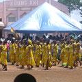 Défilé du 1er mai à Bandjoun