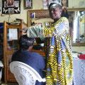 Fanny, coiffeuse de Mbouo