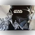 - star wars - Größe 80 x 60 cm, Sylvio Zornsch, paintings, Bilder