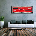 - say i - Größe 120 x 40 cm, Sylvio Zornsch, Bilder, paintings