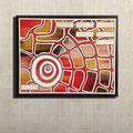 - dreamtime - Größe 100 x 80  cm, Leinwand, Sylvio Zornsch, Bilder, paintings
