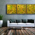 - Vater Syscon - Größe 180 x 60 cm , Sylvio Zornsch, painting