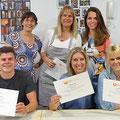 2017-juni: Uitreiking certificaten A1