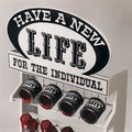 Have a new life (for the individual)