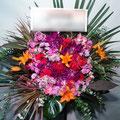 S053スタンド花・ロビー花 公演御祝・開店御祝におすすめ(東京23区内送料無料)
