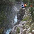 Slovenia - Naturtour - Soca Schlucht
