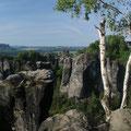 In den wilden Osten Deutschlands - Start der Reise im faszinierenden Nationalpark (NP) Sächische Schweiz
