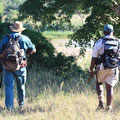 South Africa - Hluhluwe Imfolozi Park Wilderness Trail