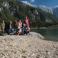 Wir beginnen mit den bezaubernden Weißenfelsner Seen...
