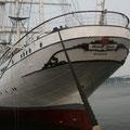 Im Hafen von Stralsund