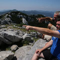 Croatia - Experience Wilderness Risnjak National Park - Am Gipfel