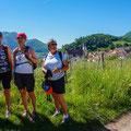 Wir wandern durch das Herzstück der berühmten Wachau... (Bild: Simon Wagenhofer)