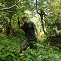 Dann: Into the wild!