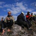 Brunchen am Gipfel mit fantastichen Ausblicken