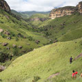 South Africa - Experience Wilderness Südafrika - Drakensberge World Heritage Site