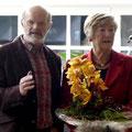 Wilfried Becker mit Liesel Westermann