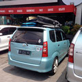 Muklis car Baby blue makes it from Bali to Sumbawa